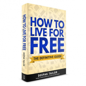 How To Live For Free – FREE Chapter