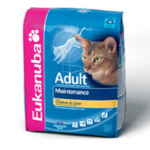 free Eukanuba cat food