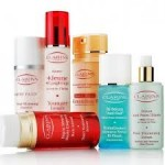 win clarins £80 gift card