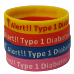 <b>Free Hypo Awareness Wristband</b>