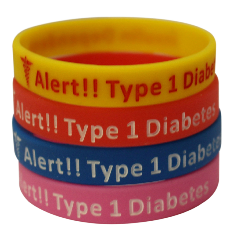 Free Hypo Awareness Wristband