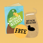 Free Duck Pouch