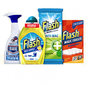 Free Flash Cleaning Products