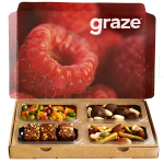 <b>Free Graze Snack Box (Worth £3.99)</b>