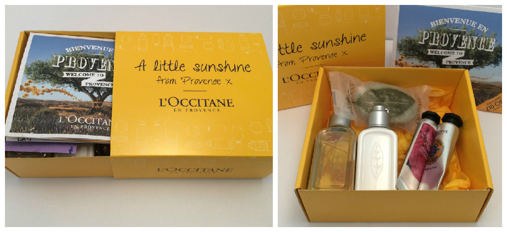 Freebie Focus: My L'Occitane Gift Set | Latest Free Stuff ...
