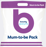 Free Bounty Pregnancy Sample Pack