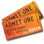 free odeon tickets