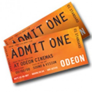 Free Odeon Cinema Tickets