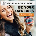 <b>The Body Shop - Become A Consultant</b>