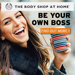 Body Shop at home - beco,me your own boss