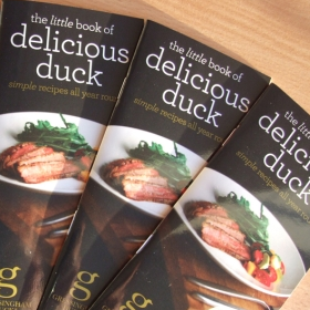 Free Duck Recipe Book