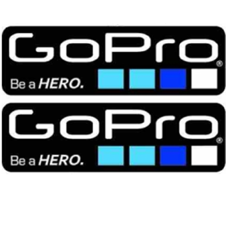 Free GoPro Stickers