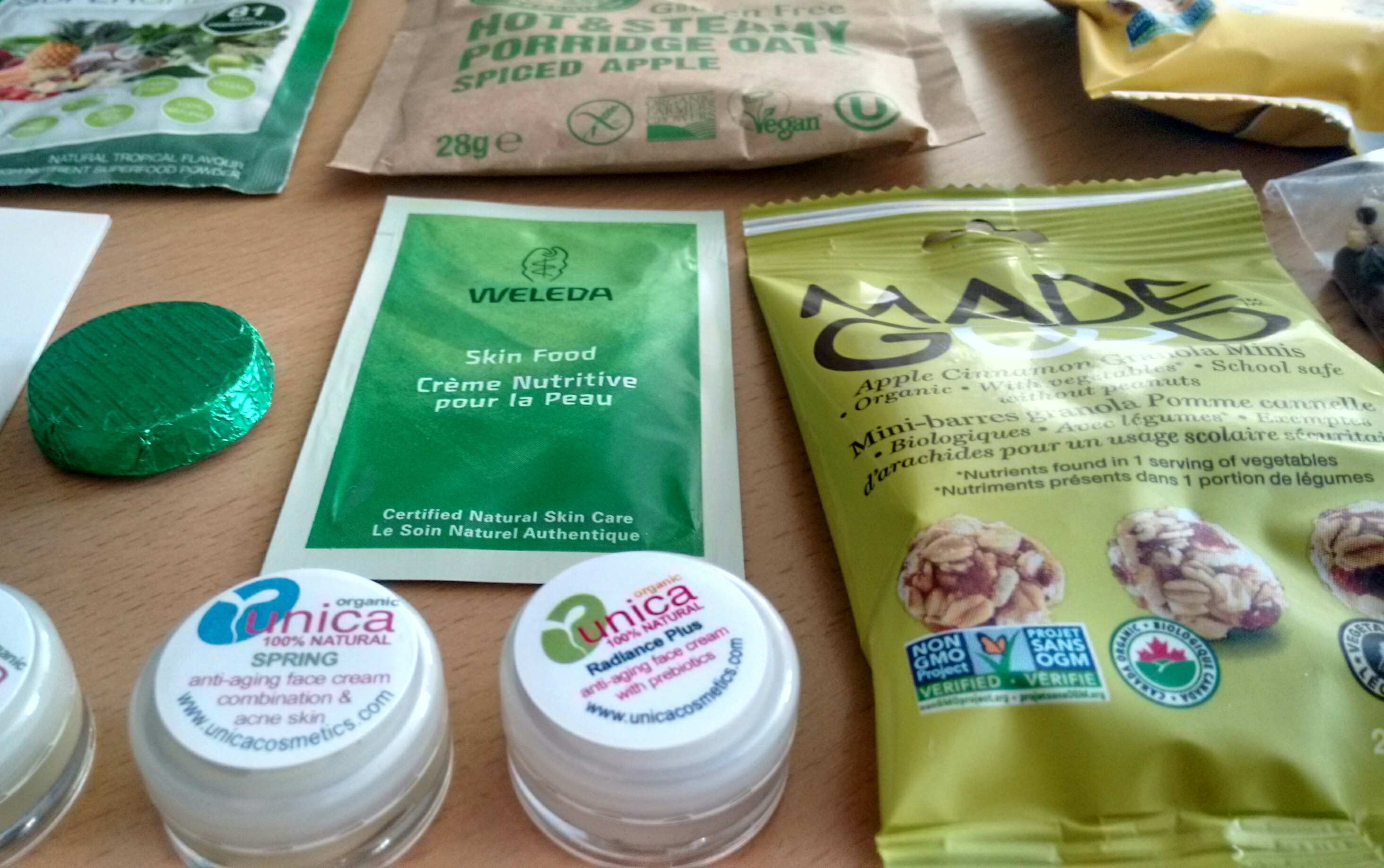 Love Natural Love Organic freebies