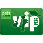<b>Free Pets At Home VIP Card</b>