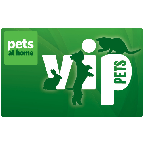 free pets at home card