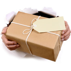 Free £5 Parcel Delivery
