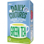 Free Daily Cultures tea sample