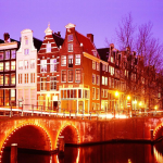 Win a trip to Amsterdam including flights
