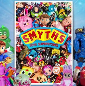 Free Smyths Toys Store Book