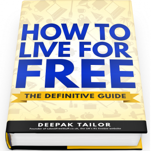 Free How To Live For Free Book