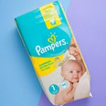 Win a year's supply of Pampers nappies when you sign up to Tesco Baby Club