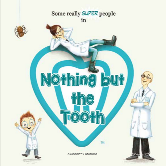 Free Super Tooth Fairy Book