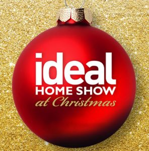 Free Ideal Home Show Christmas Tickets (Worth £26)