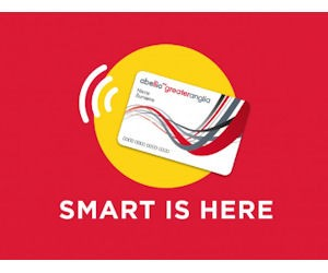 Free Greater Anglia Train Cards