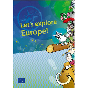 Free Lets Explore Europe Book