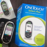Free OneTouch select plus glucode meter featured