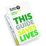 free St John ambulance pocket first aid