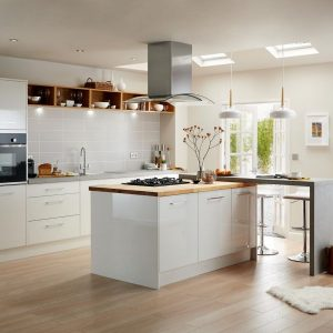 Free B Q Kitchen Design