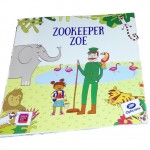 free zoo keeper book for kids