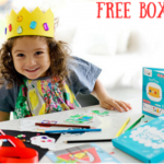 Free toucan box for kids