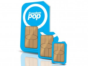 FreedomPop - FREE SIM Plan For Life