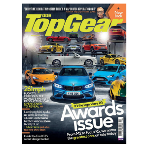 free top gear magazine