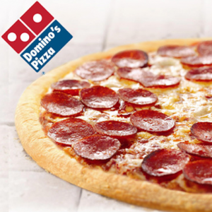 Free Dominos Pizza (Worth £15)