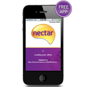 Free 100 Nectar Card Points