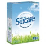 free surcare washing powder