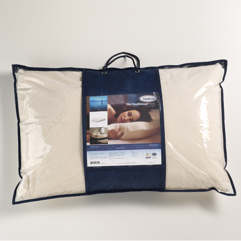 Free Tempur Pillow (Worth £50)