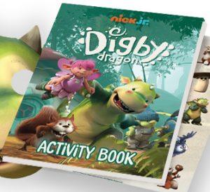 free nick jr kids activity pack