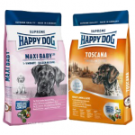 <b>Free Happy Dog Food</b>