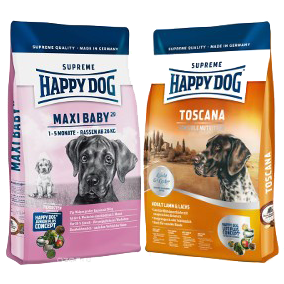 Free Dog and Puppy Food