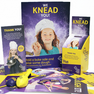 Free Home Baking Fundraising Kit