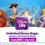 <b>Free Disney Movies, Books &amp; More</b>