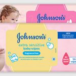 <b>Win a Year's Supply of JOHNSON'S® Baby Wipes</b>