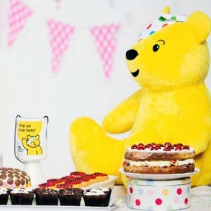 Free Pudsey The Bear Kit