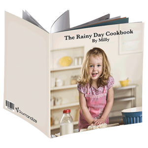 Free Personalised Cookbook