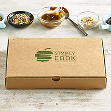 Free Cooking Food Box (Worth £9.99)