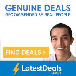 Latest Deals has the hottest UK deals, discounts, competitions and freebies.